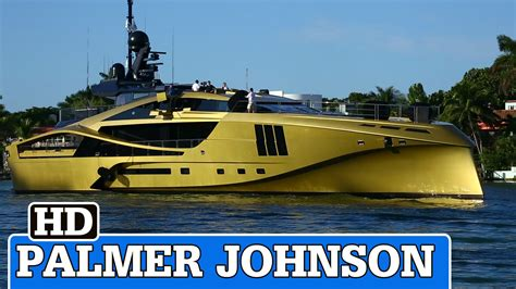 palmer johnson miami boat show palmer johnson 48m superyacht khalilah the dragon