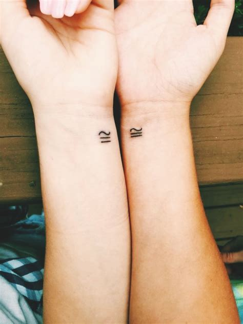 cute small matching tattoos 45 matching designs that redefine your bonding