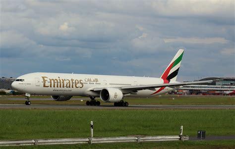 emirates germany emirates a6 enx c n 42318 boeing 777 31h er 31 07