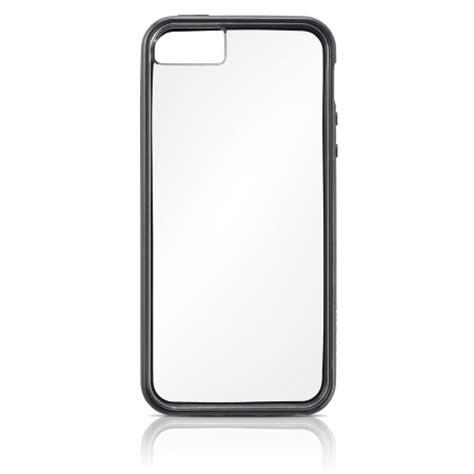 Gear4 Iphone 5 Icebox Edge Transparant gear4 ic501g iphone 5s 5 icebox edge black reviews mobilezap australia