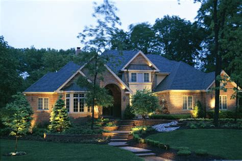 home landscape lighting design beautiful home landscape lighting ideas plushemisphere