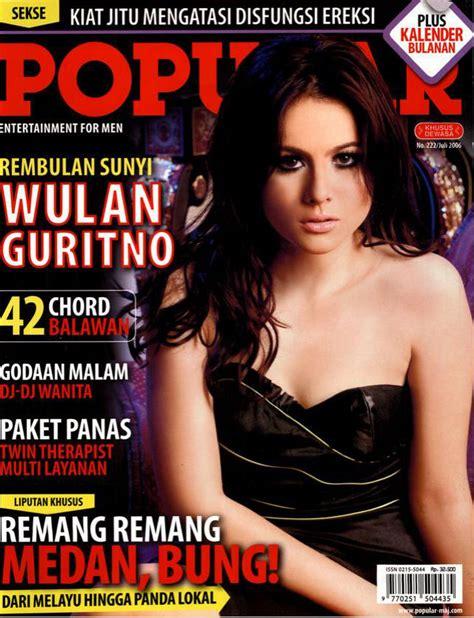 Majalah Anak Cia Edisi Xxxi Januari 2016 tina 10 selebriti ini pernah jadi model cover majalah pria dewasa wulan guritno