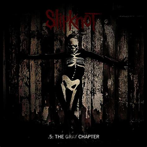 Cd Slipknot 5 The Gray Chapter el arte de slipknot