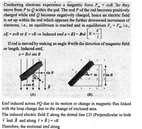 magnetic induction ncert ncert exemplar problems class 12 physics electromagnetic induction learn cbse