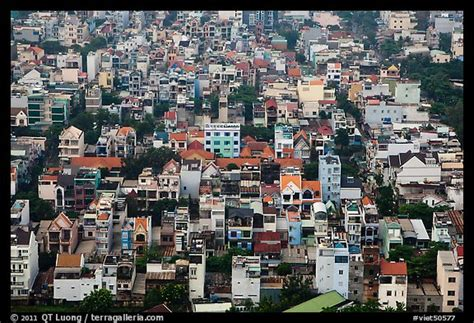 buy house in ho chi minh city picture photo aerial view of houses ho chi minh city vietnam