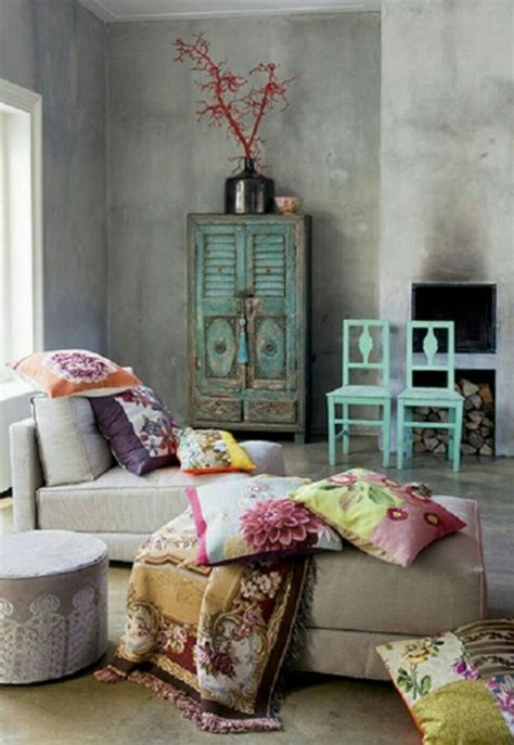 Bohemian Inspired Decorating 51 Beautiful Bohemian Inspired Designs Loombrand