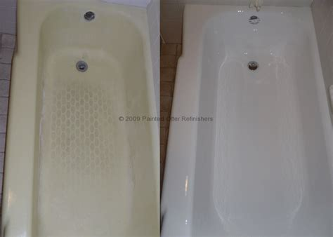 bathtub painting kit before after 171 bathtub refinishing tile reglazing sinks counter tops