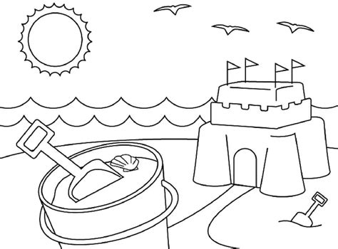 coloring pages for and summer summer coloring pages printable the sun shine