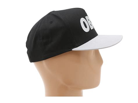 obey the city snapback hat zappos free shipping both