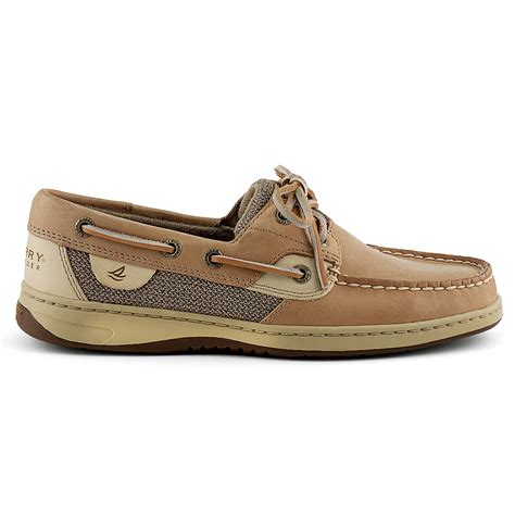 sperry top sider s bluefish two eye boat shoes ebay