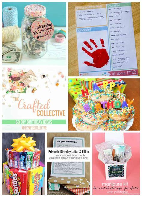 diy decorations gifts diy birthday ideas