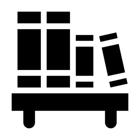 book shelf icon free at icons8