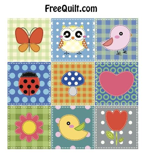 printable baby quilt patterns baby quilt pattern to print