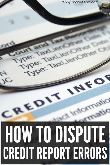 Dispute Credit Report Errors Letter 25 Best Ideas About Dispute Credit Report On Credit Report Fixing Credit Score And