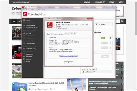 avira 2014 full version antivirus free download avira free antivirus 14 0 6 552 terbaru 2014 film