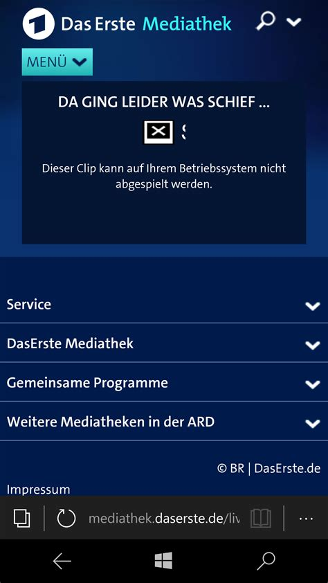 microsoft windows mobile app store ard app nicht mehr vorhanden im microsoft store