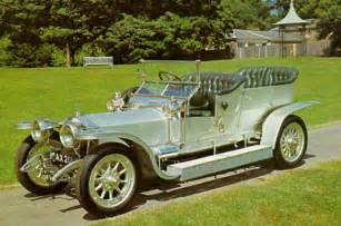 1900 Rolls Royce Then And Now Cars From 1890 To 1906