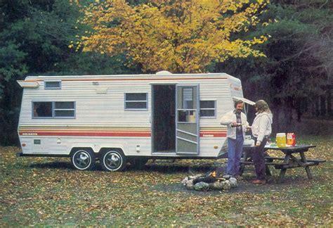 Keystone Cougar Floor Plans by 1980 Coachman Travel Trailers