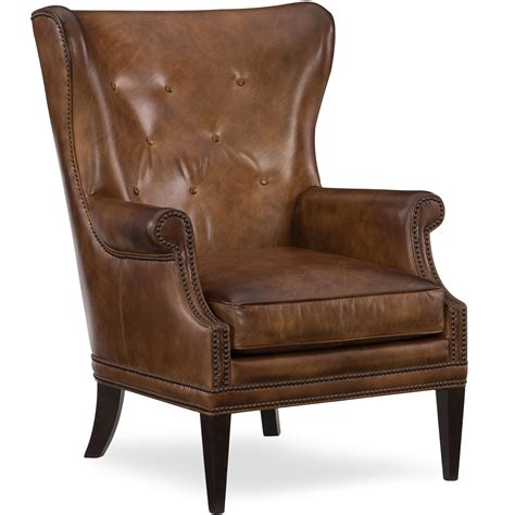 leather club chairs furniture wing brown leather club chair cc513
