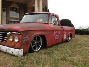 1964 Dodge D100 Buy Used 1964 Dodge D100 Ratrod Hotrod Patina Slammed