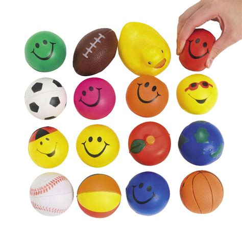 Creative Home Design Inc novelty toys and games stress ball assortment shop geddes