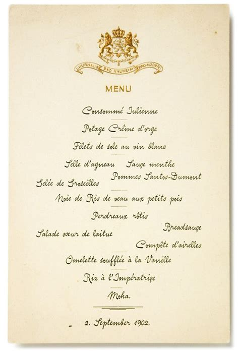 Candle Light Menu by Menu An Invitation To A Candlelight Dinner