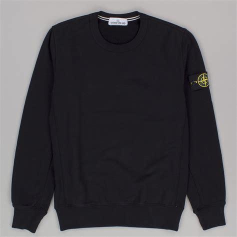 Navy Sweatshirt Sweater island sweatshirt navy at le fix in denmark