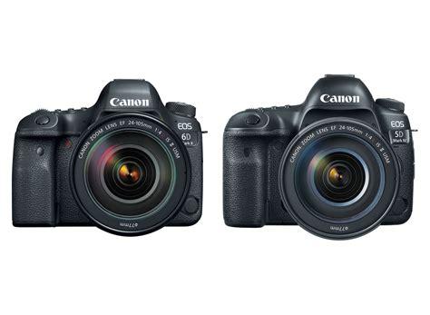 5d ii canon 6d ii vs 5d iv vs 5d iii specs