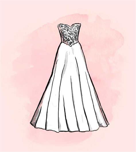 imagenes de quinceañeras a lapiz una gu 237 a completa en siluetas de vestidos de novia cut