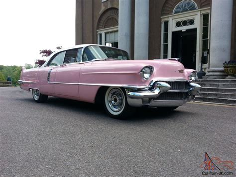 pink cadillac for sale stunning 1956 pink cadillac
