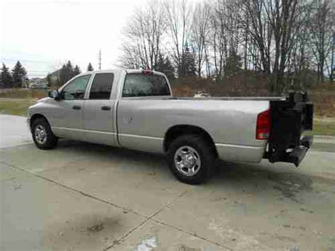 how does cars work 2003 dodge ram 3500 parking system buy used 2003 dodge ram 3500 srw 5 9l cummins crew cab turbo diesel in new baltimore michigan