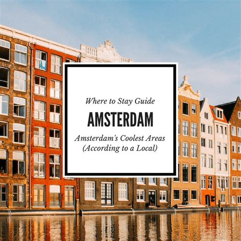 best area to stay in amsterdam where to stay in amsterdam amsterdam s coolest neighbourhoods