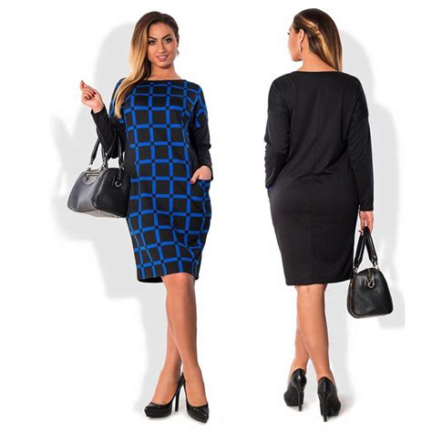 aliexpress buy fashionable office dresses big