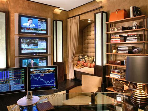 High Tech Home Office | study reflects world travel hgtv