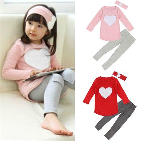 Set Hoddie Headband Handband 3 pcs set baby kid clothes tops shirt headband sets suit clothing sets