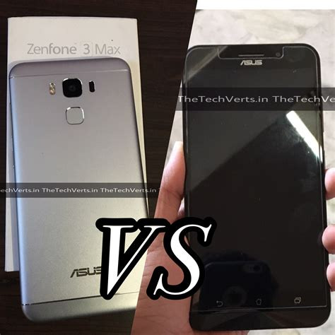 Asus Zenfone 3 Max 5 5 asus zenfone 3 max 5 5 vs asus zenfone max the techverts