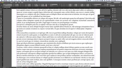 tutorial design quotes indesign create quote styles that are inset with a solid