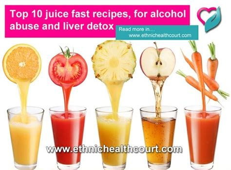 Fast Track Liver Detox Diet Recipes by 18 Best Healthy Drinks Images On Juices