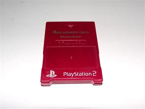 Memory Card Ps2 8mb By Winzgame fujiwork magic gate ps2 memory card preloved playstation 2