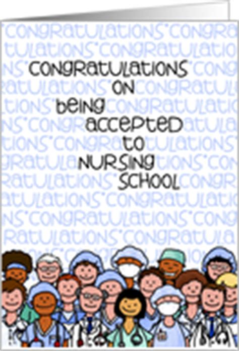 congratulations on nursing school congratulations on nursing school acceptance from greeting