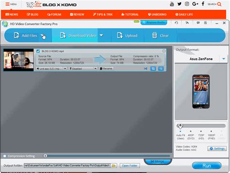 hd format converter review review aplikasi hd video converter factory pro
