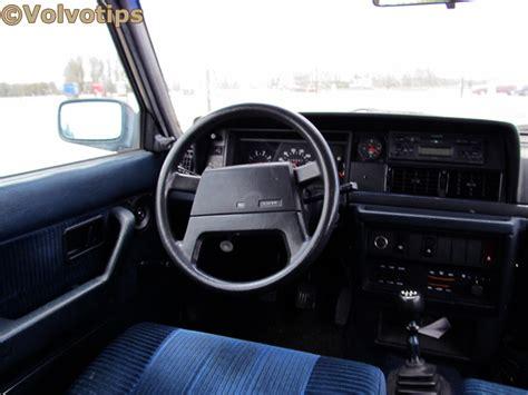 Volvo 240 Interior by About Volvotips