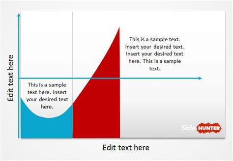 bell curve powerpoint template - textbox powerpoint templates, Powerpoint templates