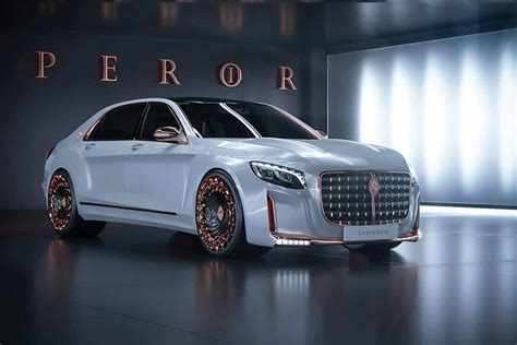 Auto Kaiser by 2016 Mercedes Maybach S600 Emperor N750m Car For Only 10