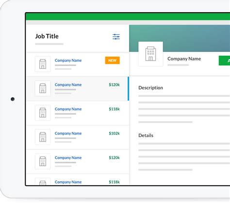 glassdoor job search find  job  fits  life