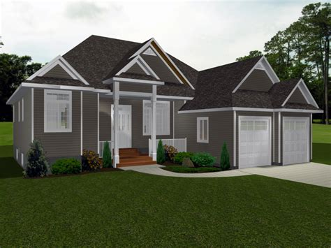 Unique Bungalow House Plans by Unique House Plans Canadian Bungalow House Plans House