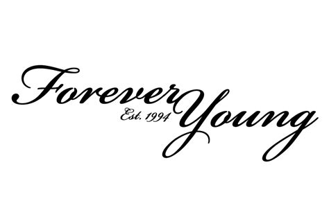 forever young tattoo designs forever design by benjehfx on deviantart