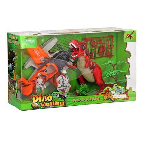 speelgoed dinosaurus dinosaurus speelset dino valley online kopen lobbes nl