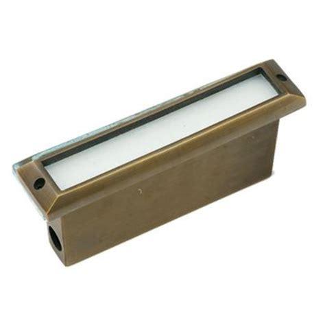 Low Voltage Outdoor Step Lighting Best Quality Lighting Lv55ab Landscape Lighting Step Light Low Voltage Die Cast Brass T3 1 4