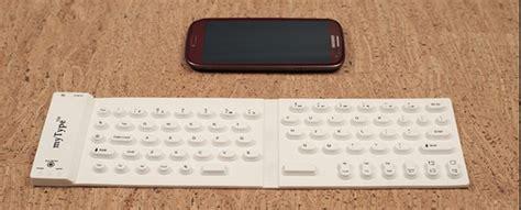 Keyboard Wireless Untuk mytype portable keyboard wireless untuk pelbagai telefon pintar